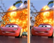 Cars 2 spot the difference online